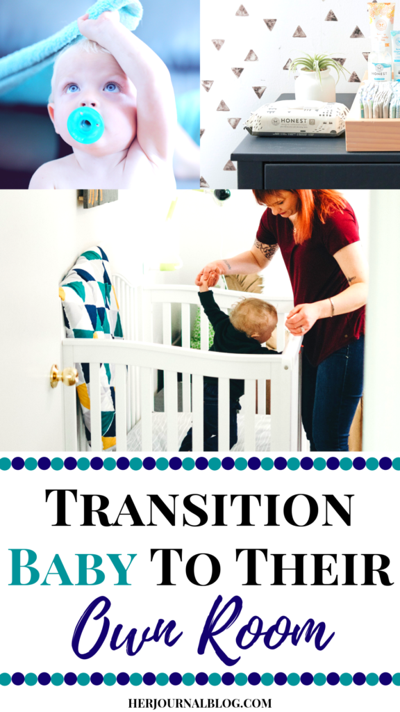 Transition Baby to Their Own Room with these 5 Steps | HerJournalBlog.com