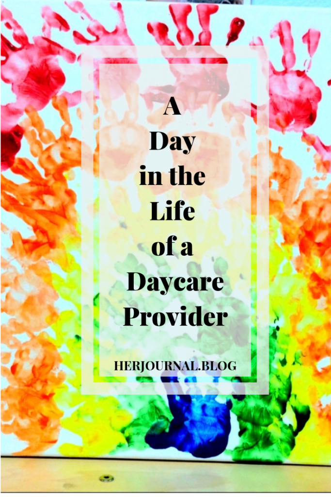 A Day in the Life of a Daycare Provider