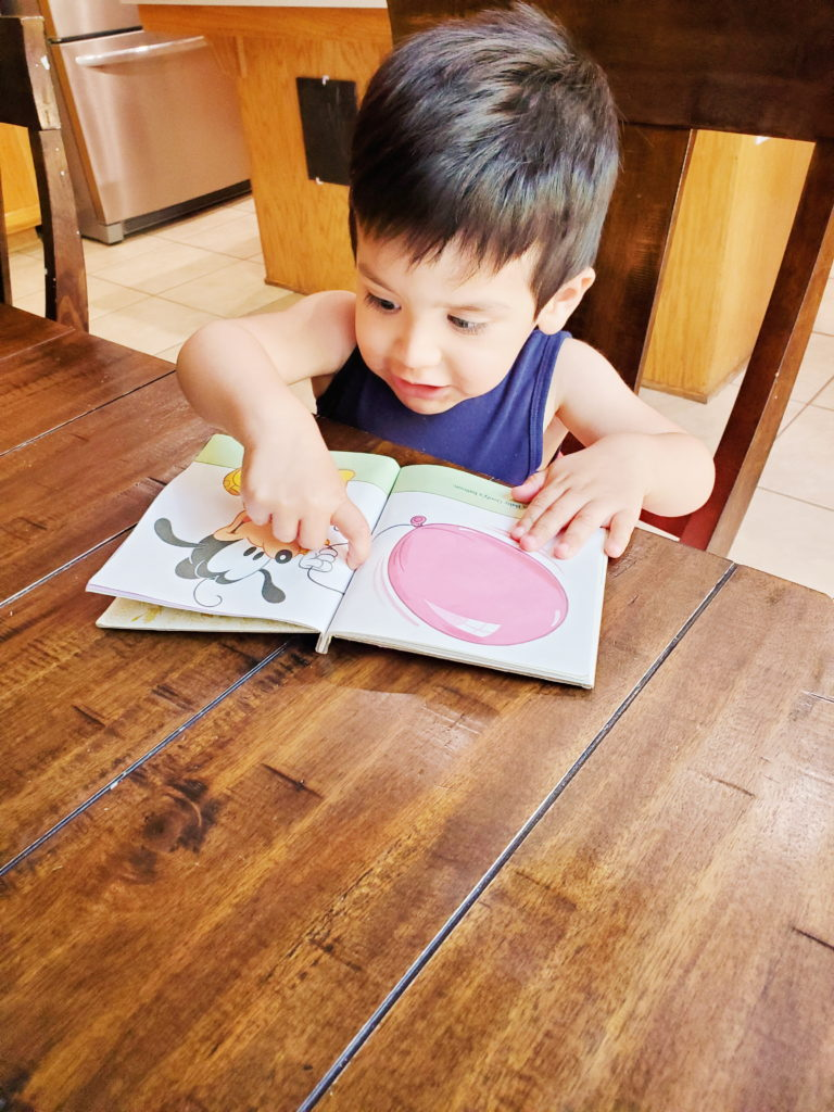 Letter Recognition: Activities for Toddlers