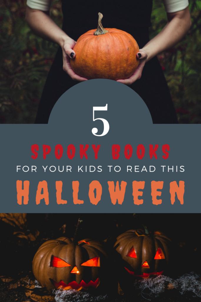 Best Halloween Books for Middle School Kids | HerJournal.blog